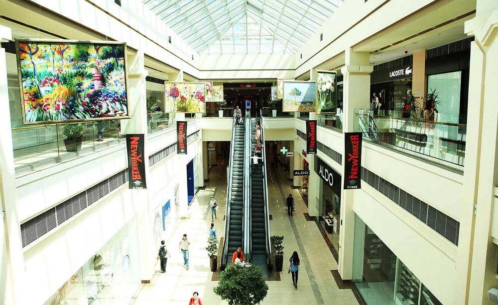فروشگاه ها و جشنواره های مرکز خرید دالما گاردن مال ایروان