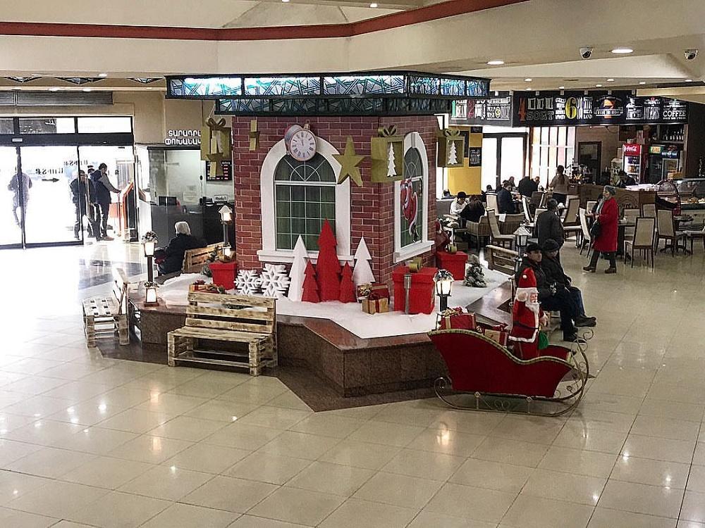 مرکز تجاری تاشیر ایروان