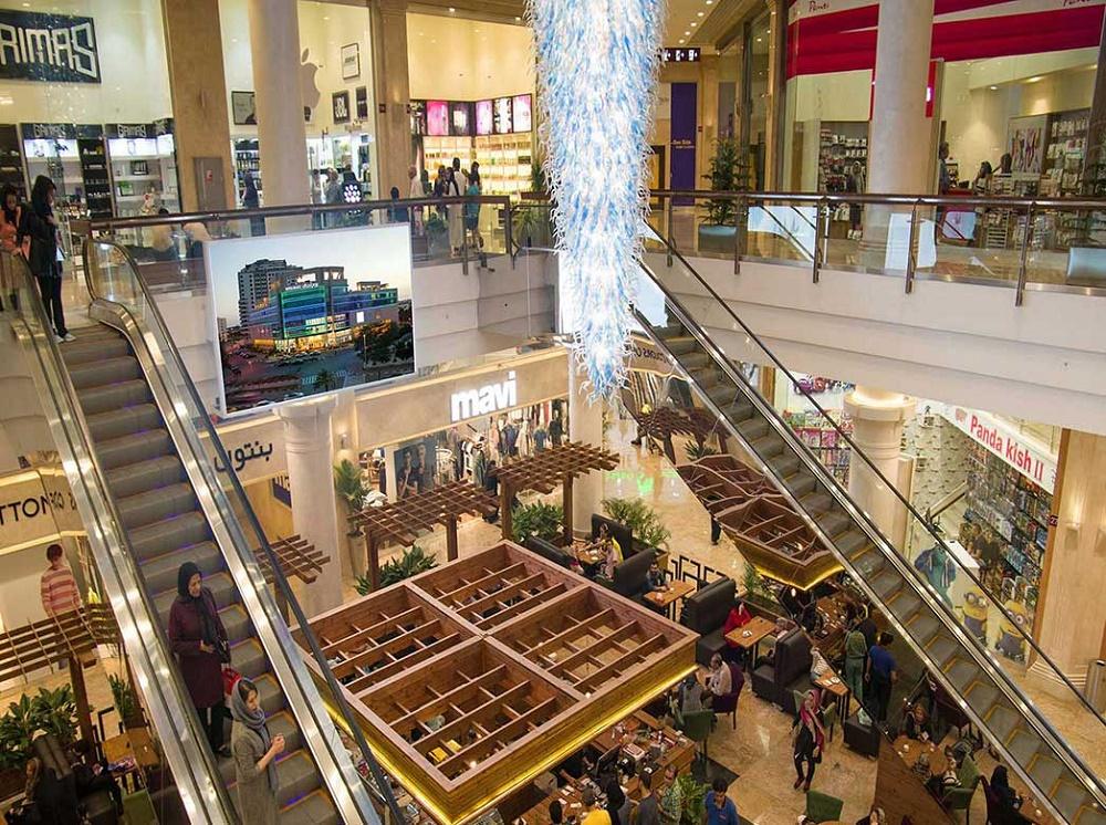 فروشگاه ها و محصولات مرکز خرید رویا مال کیش