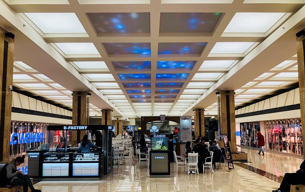 فروشگاه ها و محصولات مرکز خرید مترونوم ایروان