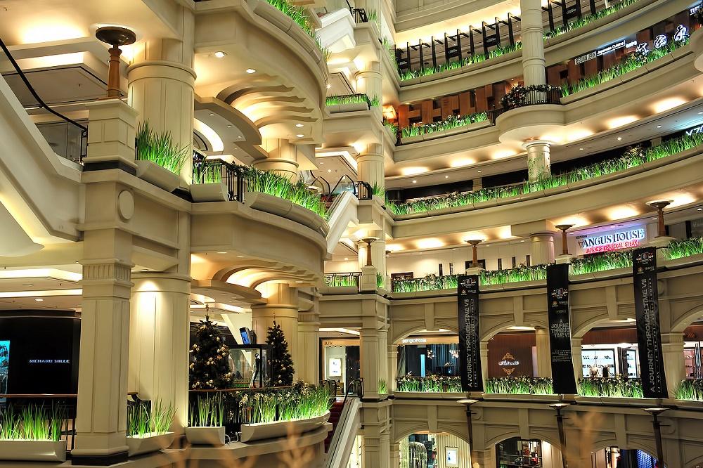 طبقات و فروشگاه های مرکز خرید استار هیل مالزی کوالالامپور