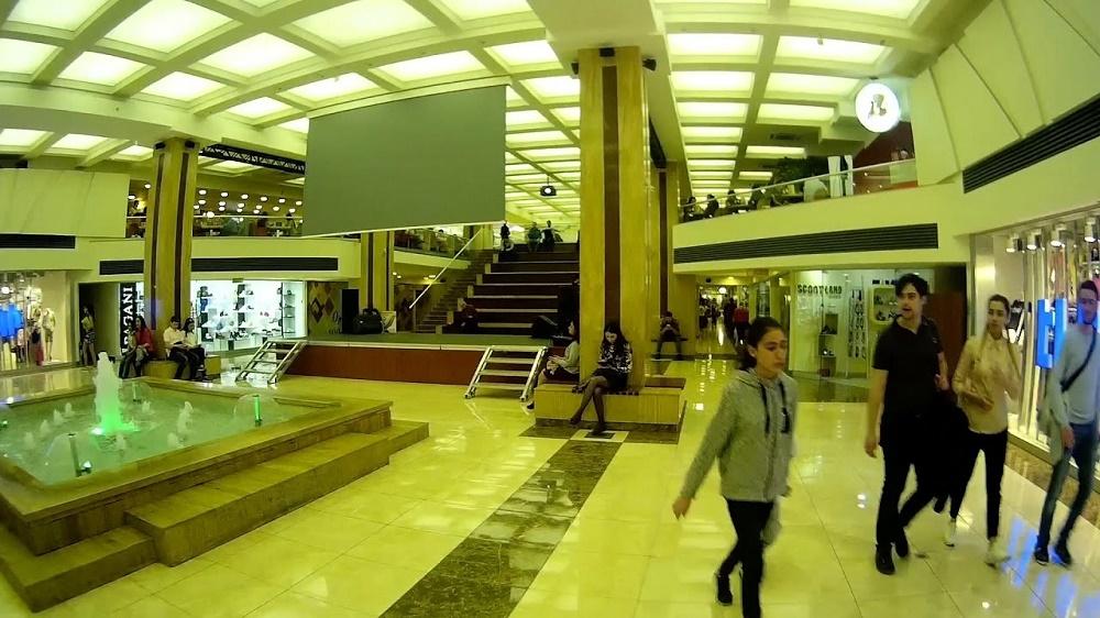 مرکز خرید مترونوم ایروان