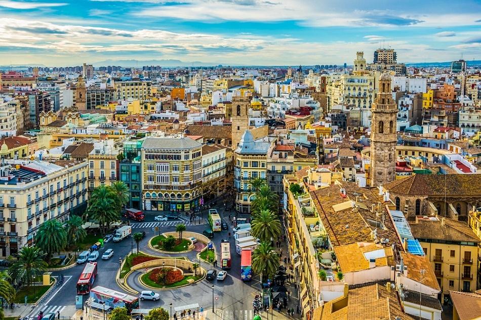 شهر والنسیا اسپانیا
