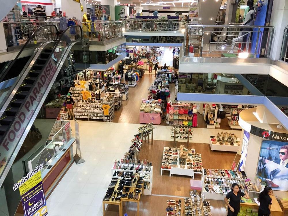 مرکز خرید مایک پاتایا