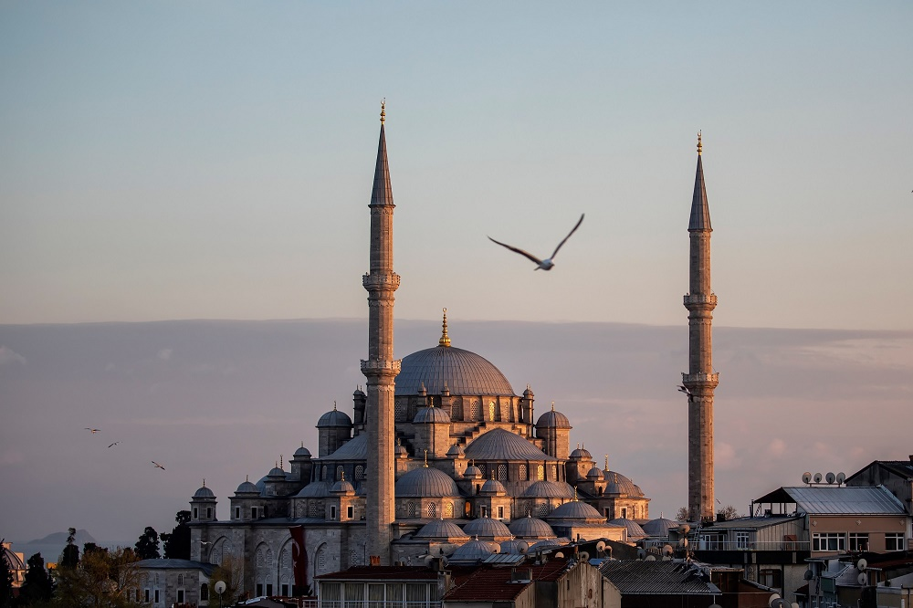 آب و هوای استانبول در تابستان