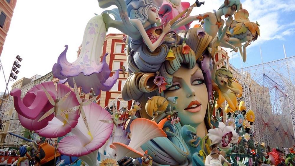 جشنواره های والنسیا