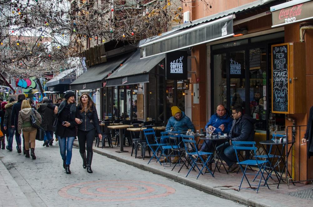 کافه آکالی استانبول