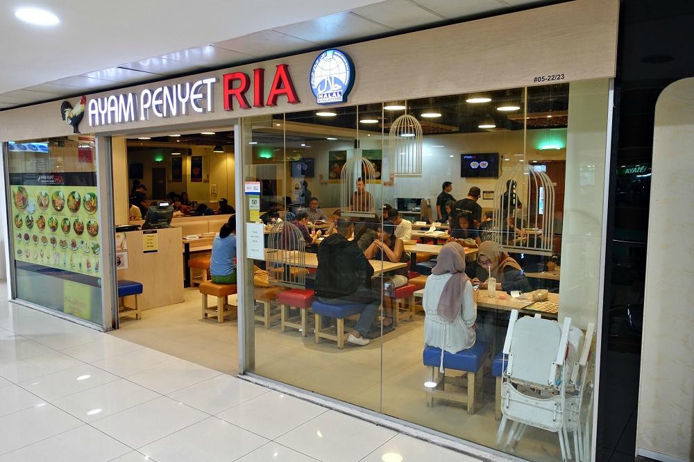 فروشگاه ها و مغازه های مرکز خرید فار ایست پلازا سنگاپور