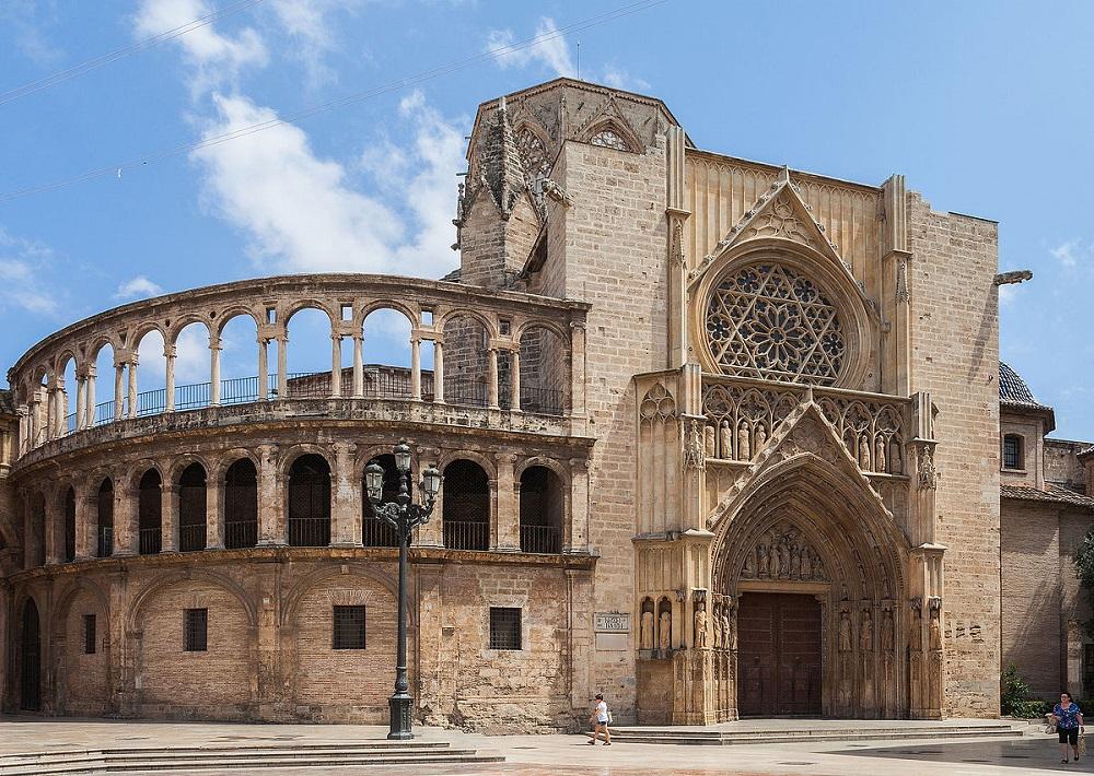 کلیسای جامع مقدس والنسیا