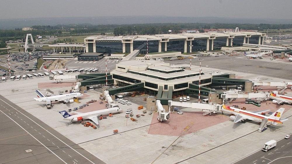 فرودگاه بین المللی این شهر ایتالیا