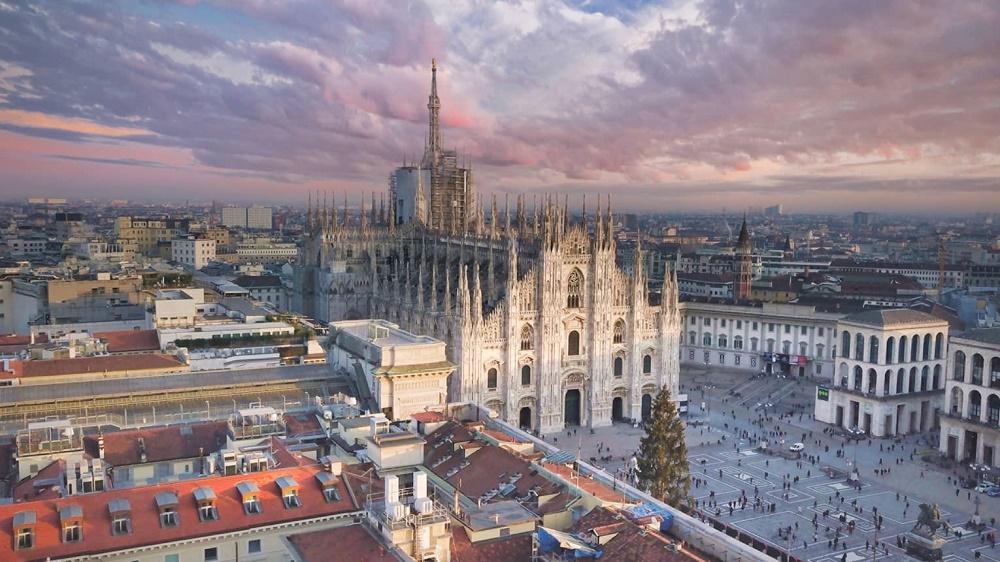 تاریخچه شهر زیبای میلان