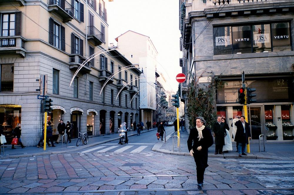 خیابان های معروف میلان کدام اند ؟