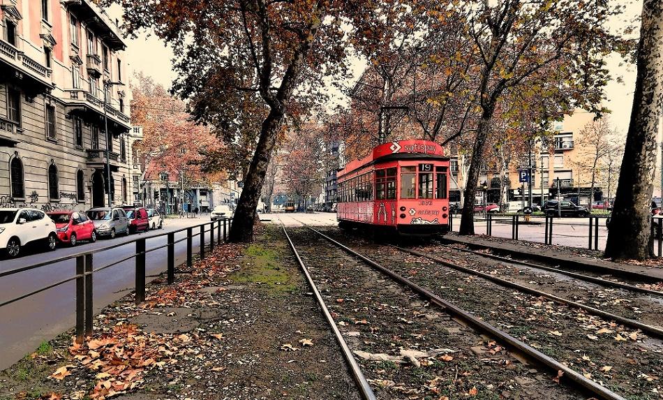 سیستم حمل و نقل عمومی در میلان