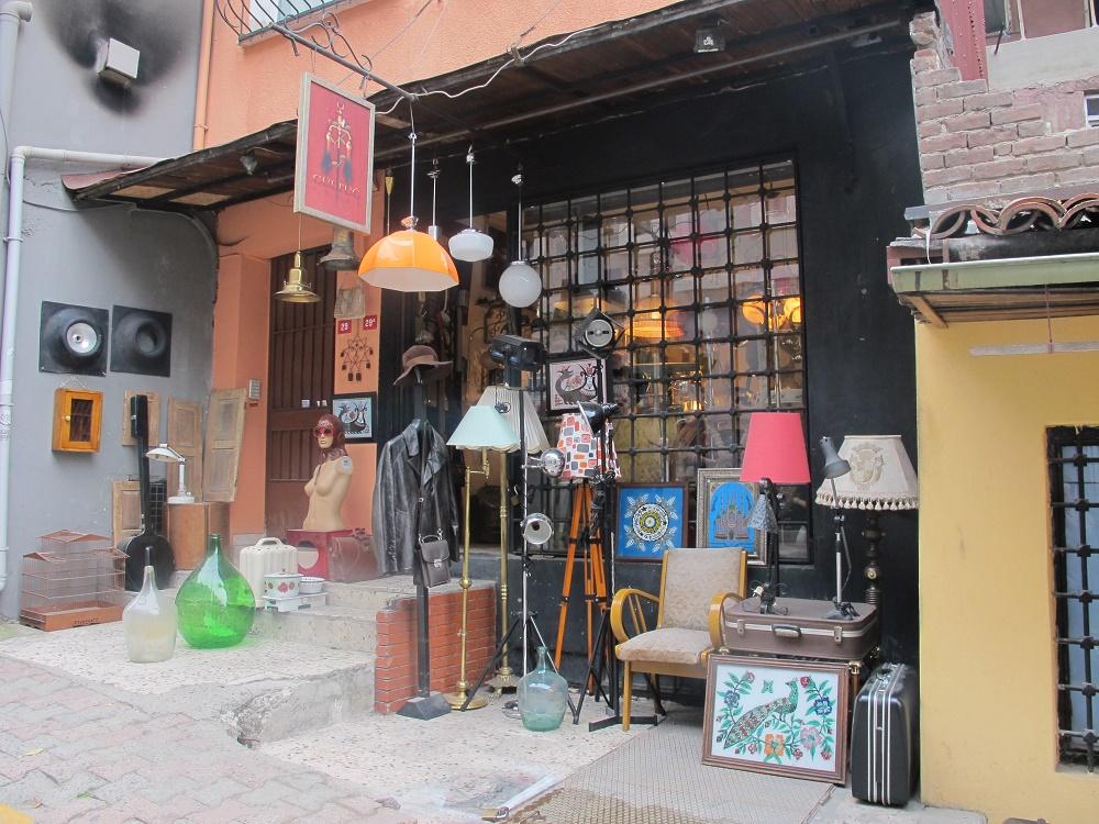 خیابان کوکورکوما کادسی استانبول