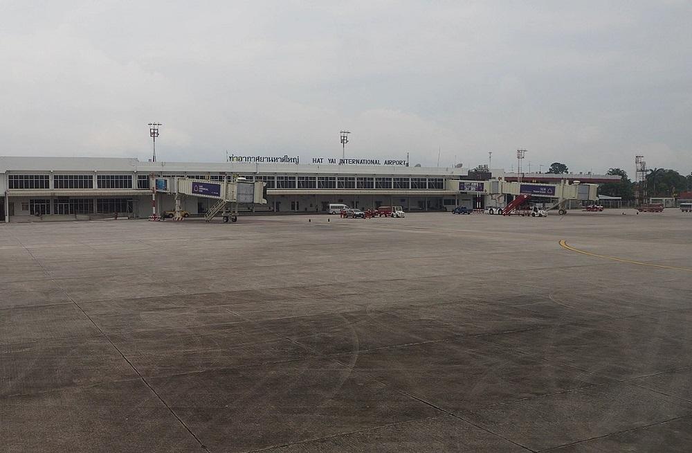 فرودگاه بین المللی هات یای تایلند