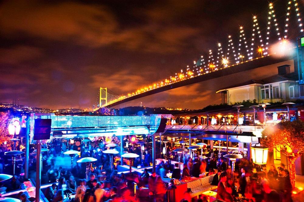 رستوران رینا استانبول