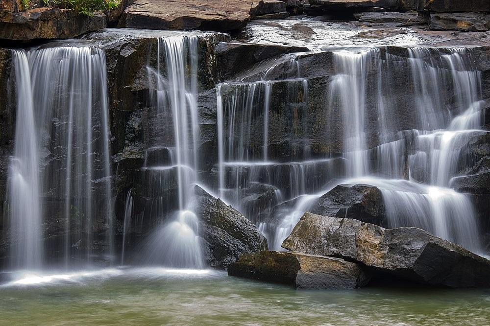 آبشار نامتوک تون نگا چانگ تایلند