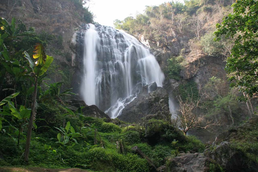 آبشار خلونگ لان تایلند