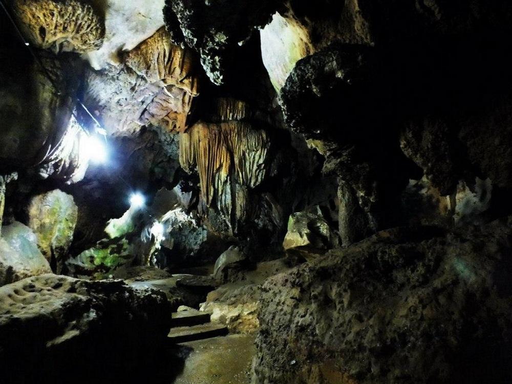 غار چيانگ دائو تايلند