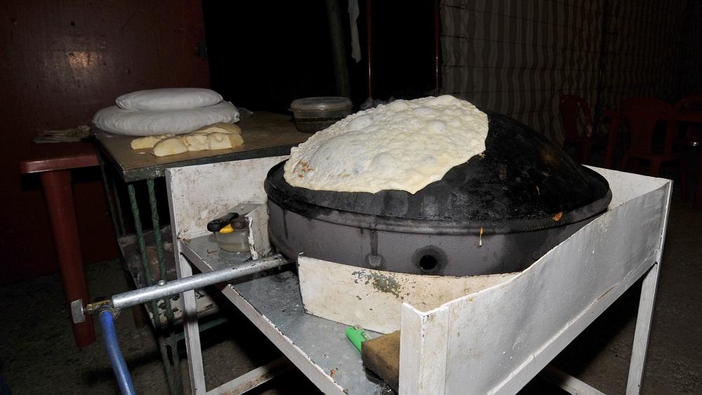 شیوه های مختلف پخت نان در ترکیه