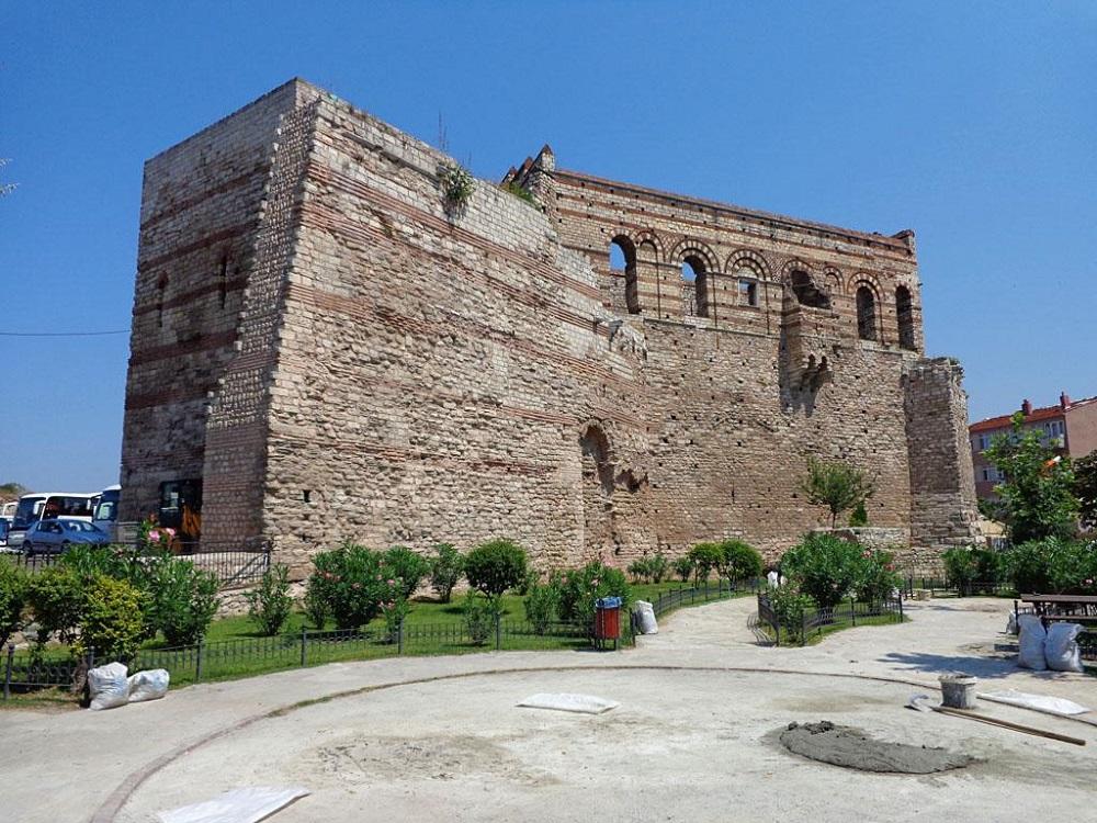 کاخ موزه تکفور استانبول