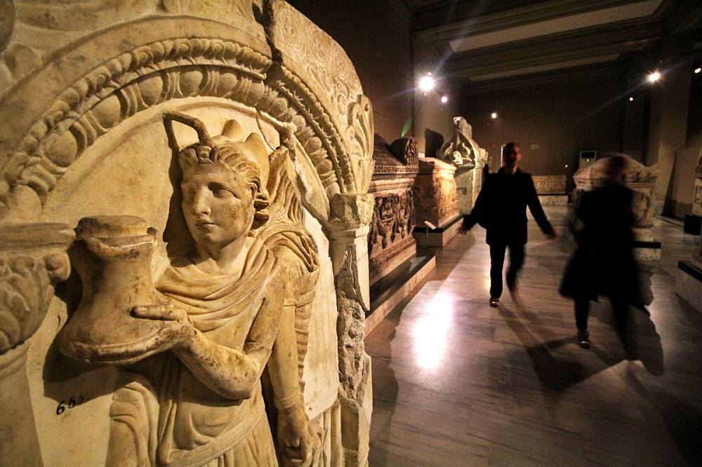 موزه شرق باستان استانبول