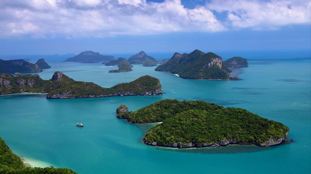 پارک ملی مو کو آنگ تونگ تایلند