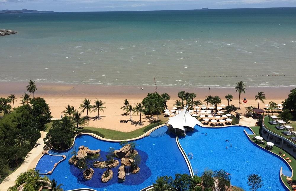 اقامتگاه ها و هتل های ساحل جومتین پاتایا