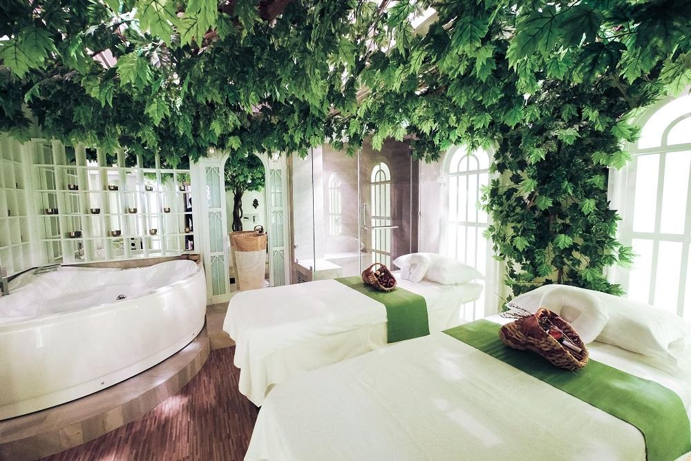 سالن ماساژ راز ارگانیکا بانکوک تایلند