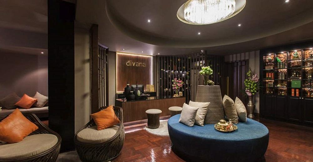 سالن ماساژ دیوانا بانکوک تایلند