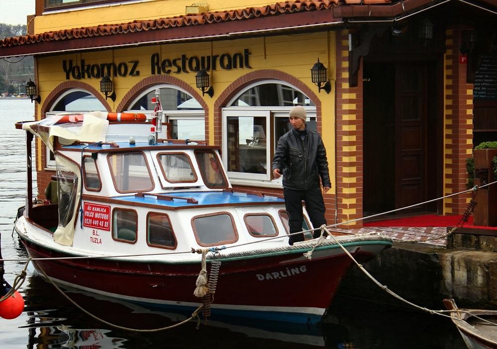 تاریخچه روستای کانلیکا استانبول