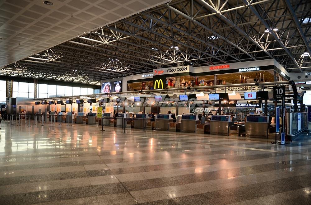 امکانات و خدمات این فرودگاه بین المللی میلان
