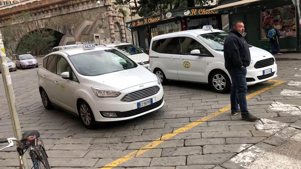تاکسی در میلان