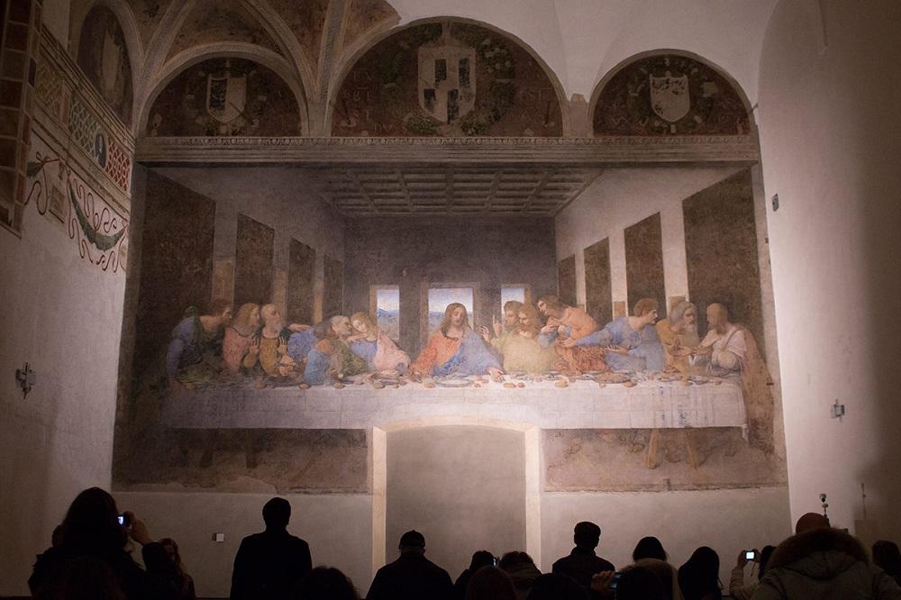 دلیل نقاشی کردن این تابلو توسط لئوناردو داوینچی