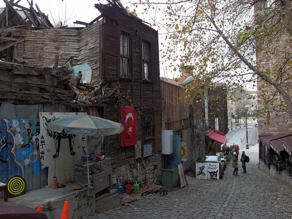 خیابان سئوک چشمه استانبول