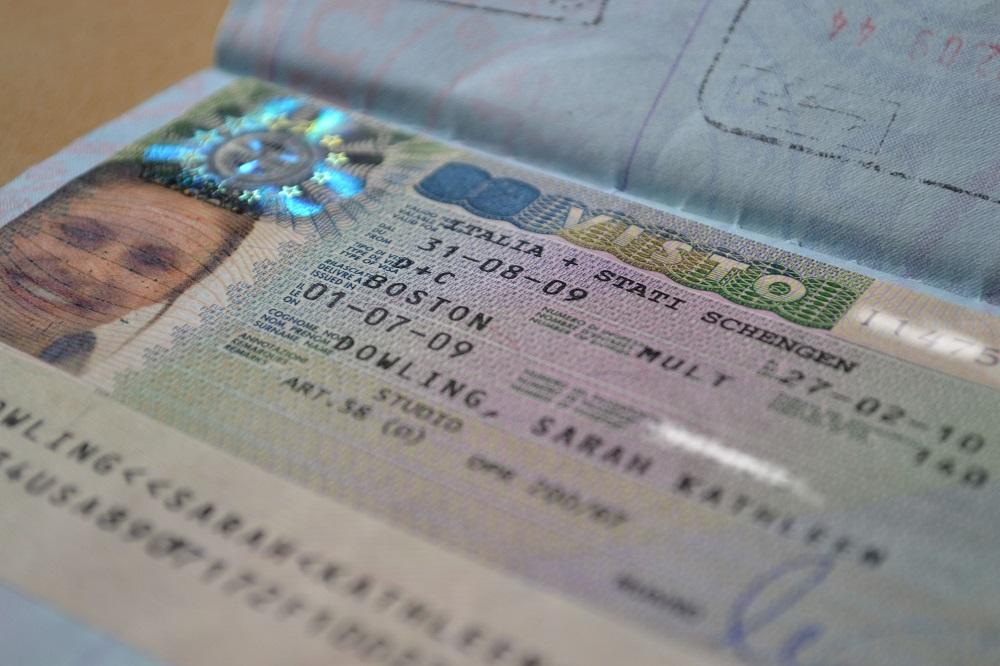 نکاتی ضروری درباره درخواست ویزای ایتالیا