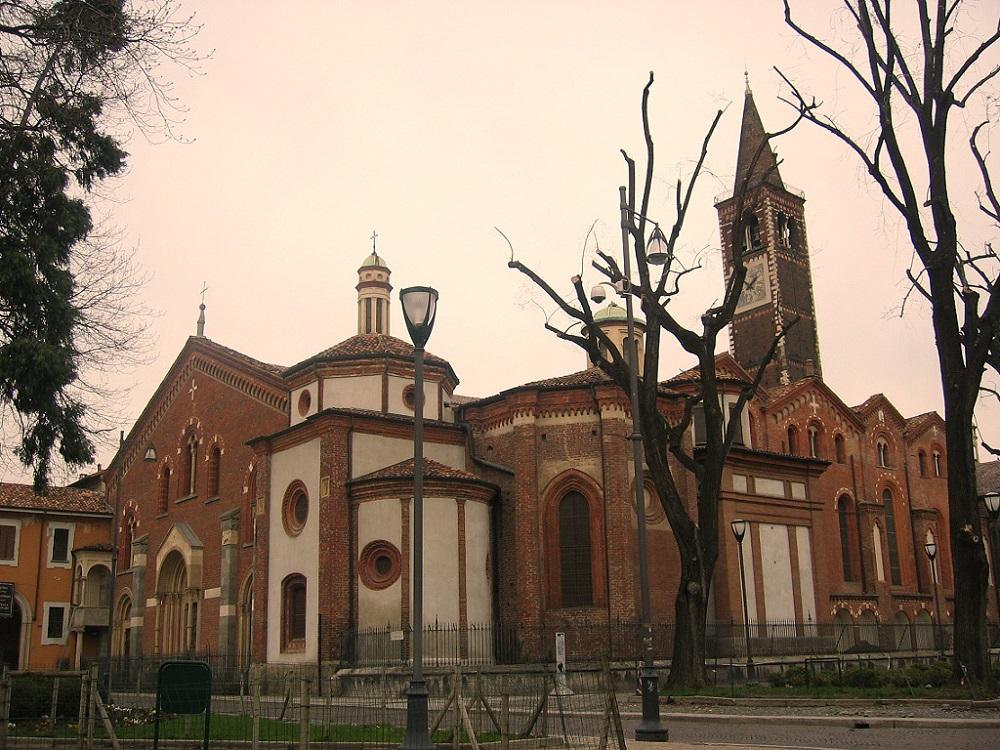 کلیسای سنت استورجیو در محله ناویلی