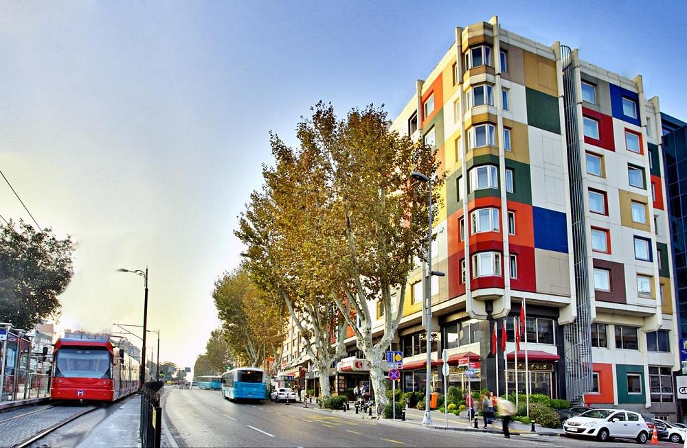 مناسبترین هتل های منطقه فیندیک زاده استانبول