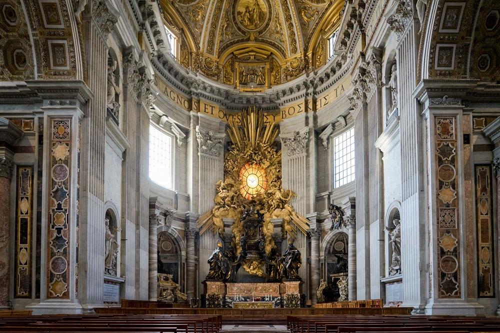 طراحی و معماری این کلیسای ایتالیا