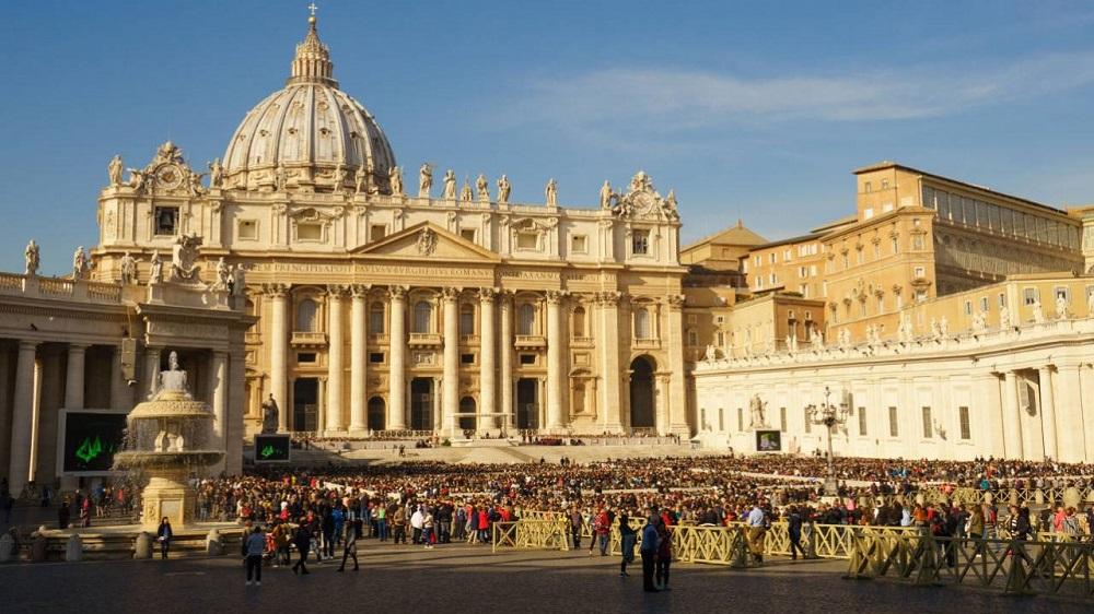 کلیسای سنت پیتر ایتالیا