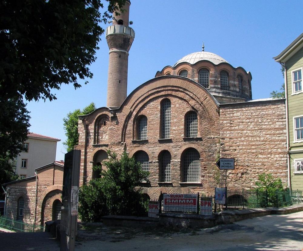 تاریخچه ساخت مسجد کالندر حانه