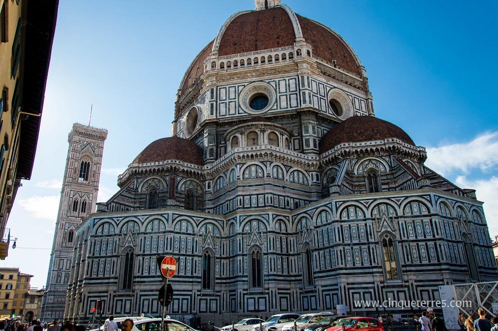 کلیسای جامع سانتا ماریا دلفیوره در فلورانس ایتالیا