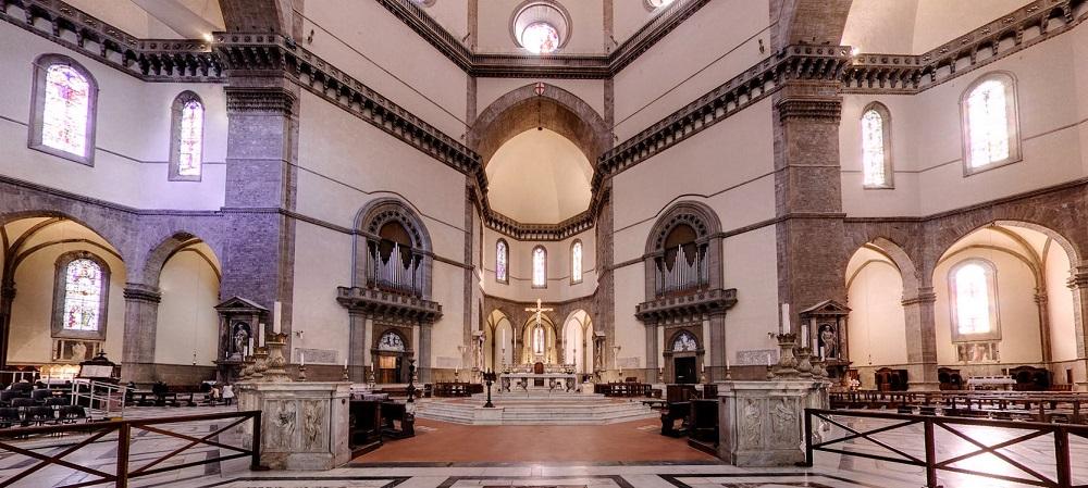 طراحی خاص کلیسای جامع سانتا ماریا دلفیوره در فلورانس