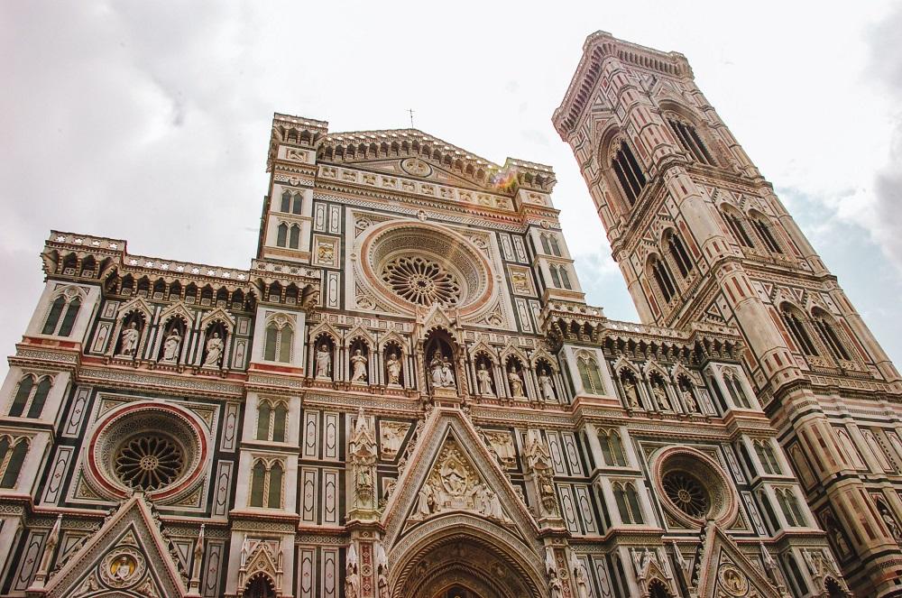 تاریخچه این کلیسای فلورانس در ایتالیا