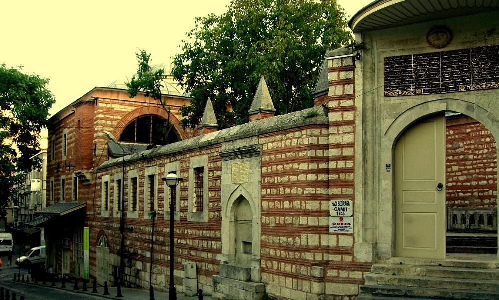 مدرسه کافر آغا استانبول