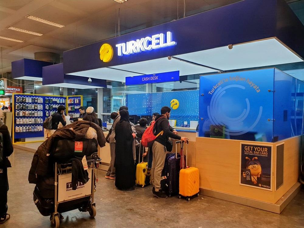 مدارک مورد نیاز برای دریافت سیم کارت گردشگری استانبول