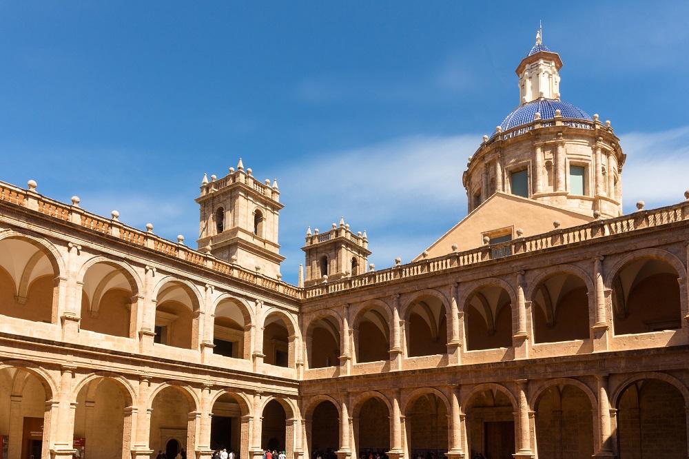 تاریخچه صومعه سان میگوئل د لو ریز