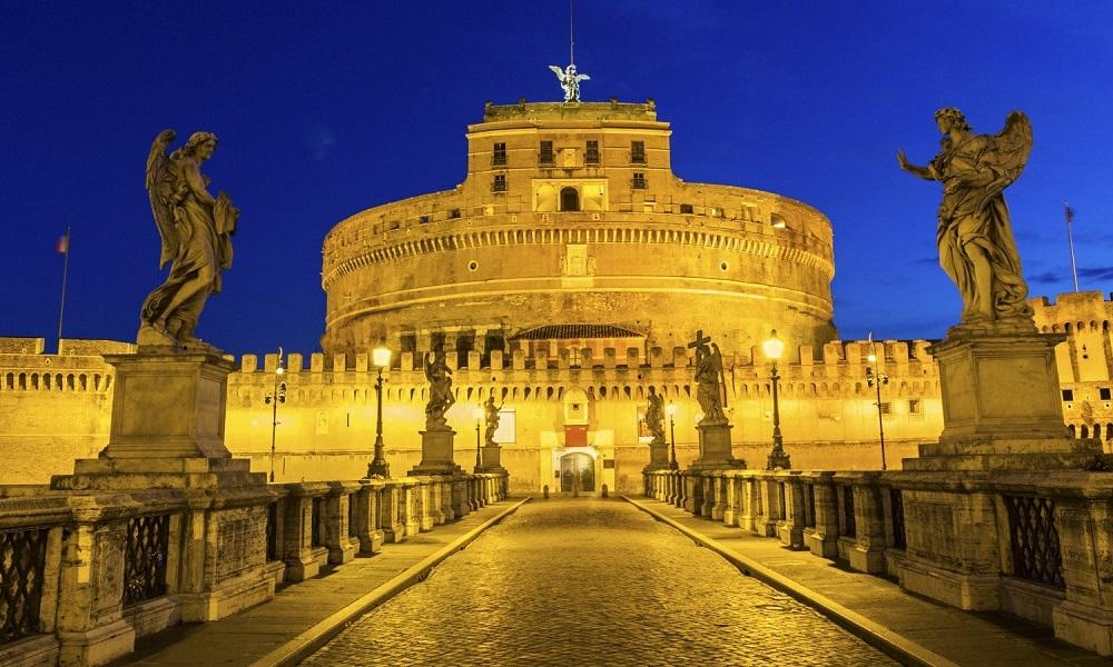 قلعه سنت آنجلو در رم