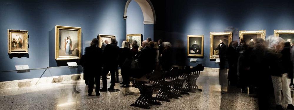 محموعه آثار گالری هنر پیناکوتئا دبررا