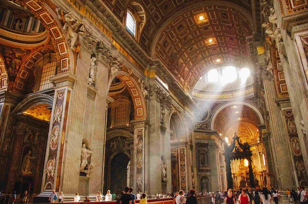 کلیسای جامع سیه نا در ایتالیا